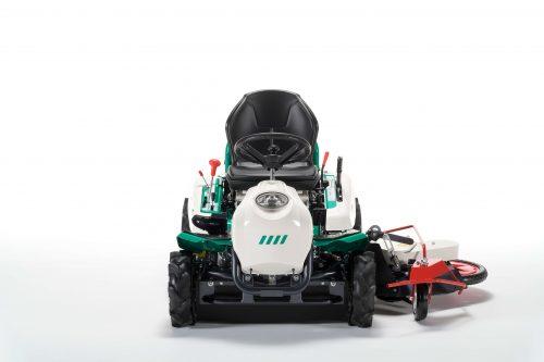 Orec rabbit trinciasarmenti professionale trattorino rider falcia tutto interfilare RMK151