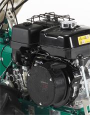 Orec trinciasarmenti professionale protezione motore e marmitta