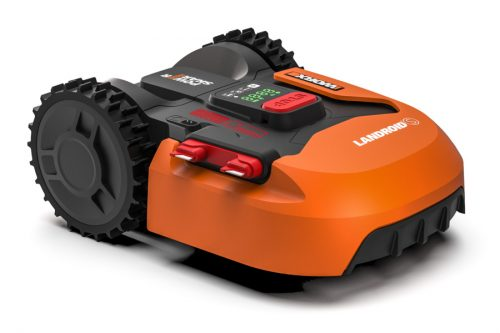 Worx robot wr130e landroid s tagliaerba rasaerba tosaerba tosaprato tartaruga automatico robotizzato autonomo