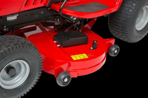 Snapper trattorino tagliaerba rasaerba piatto fab fabbricato scarico laterale mulching giardinaggio