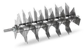 Albero rotore a lame fisse nazionale per PR550